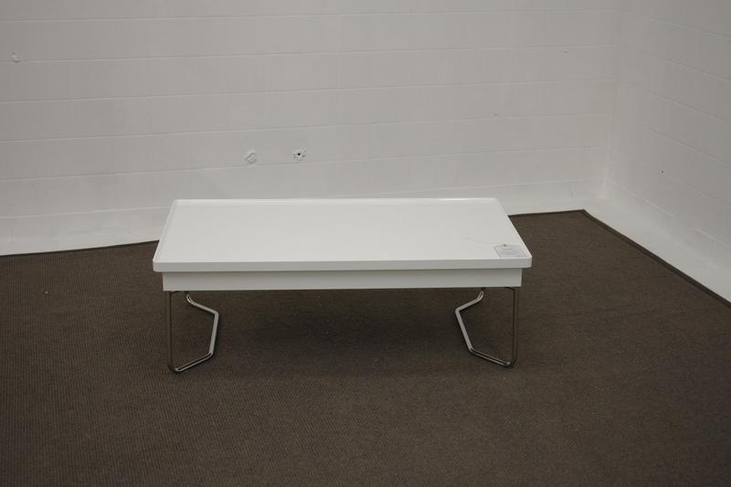 sonstiges couchtisch lack weiss chrom g nstig kaufen. Black Bedroom Furniture Sets. Home Design Ideas
