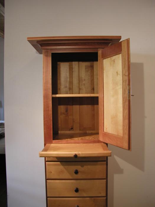 scholtissek schrank schmal shaker g nstig kaufen markenmoebel. Black Bedroom Furniture Sets. Home Design Ideas
