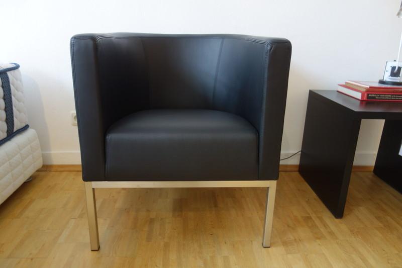 neue wiener werkst tten sessel alex g nstig kaufen. Black Bedroom Furniture Sets. Home Design Ideas